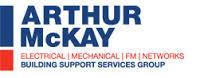 Arthur McKay logo