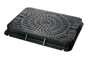 Ductile Iron Valiant C250 Access Cover for parking areas