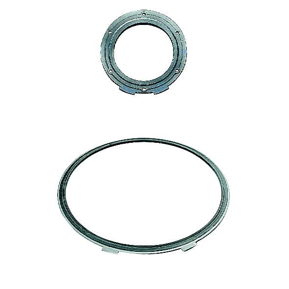 Metallic ring joints