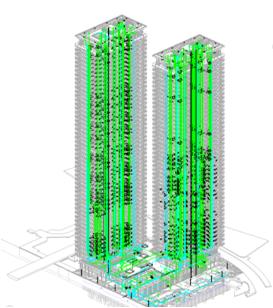 BIM building design