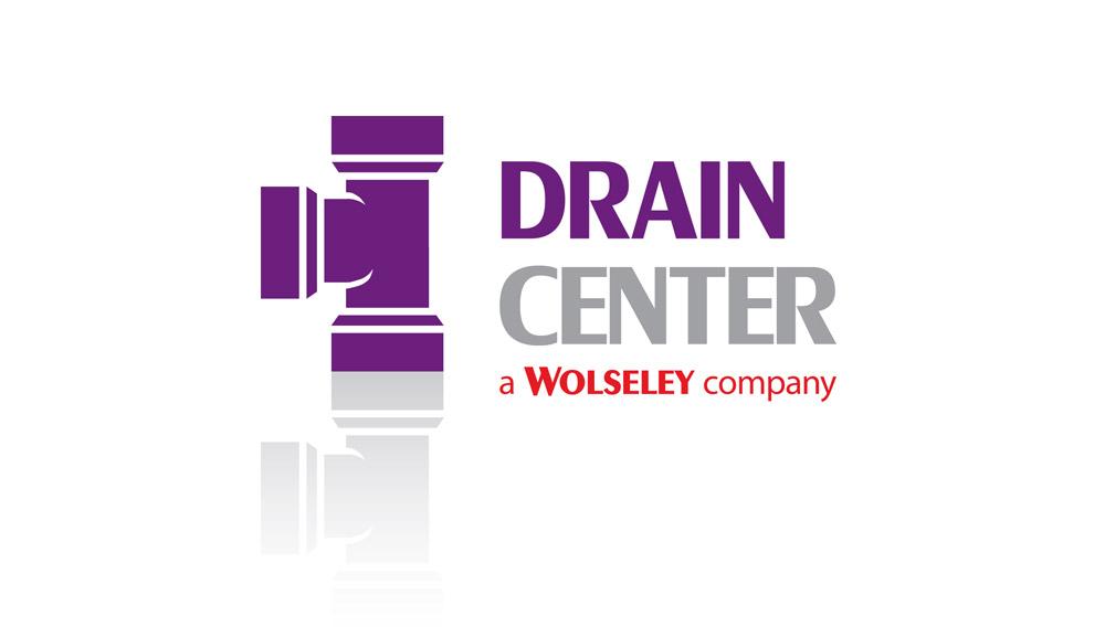 drain center logo