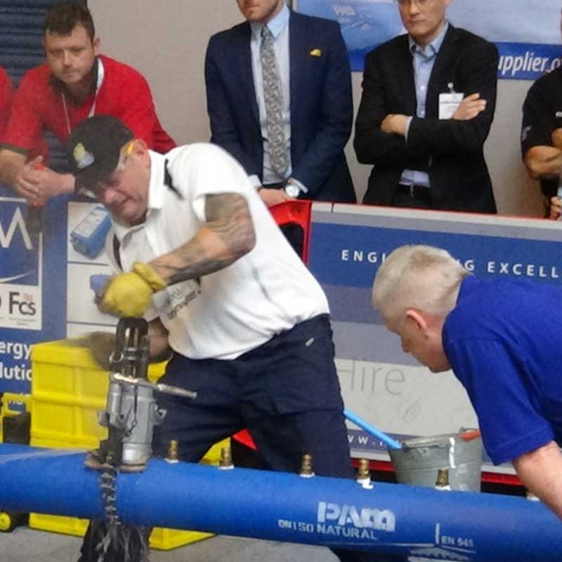 drilling and tapping competition