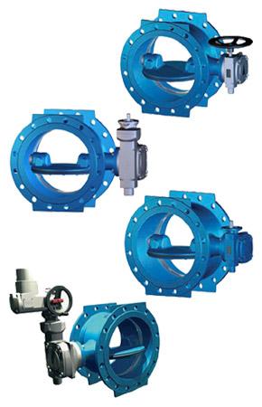 eurostop butterly valve range
