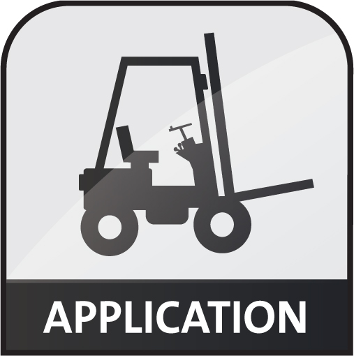 forklift application