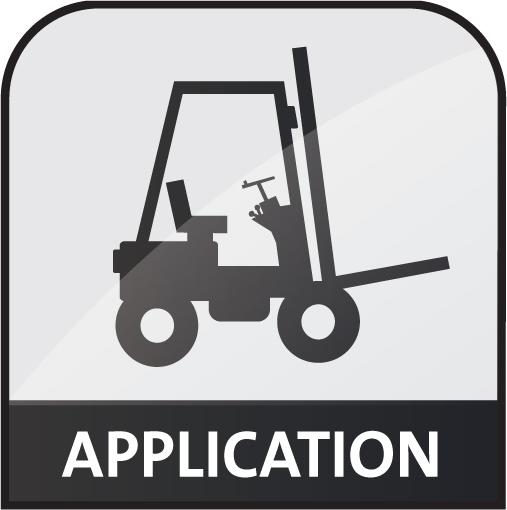 forklift application