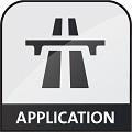 motorway application