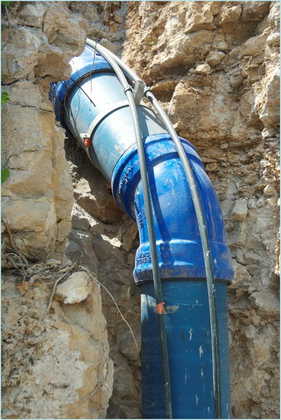 NATURAL - canalisation en fonte ductile pour l'adduction d'eau potable - Saint-Gobain PAM