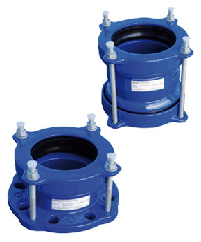 NG range coulings and flange adaptors