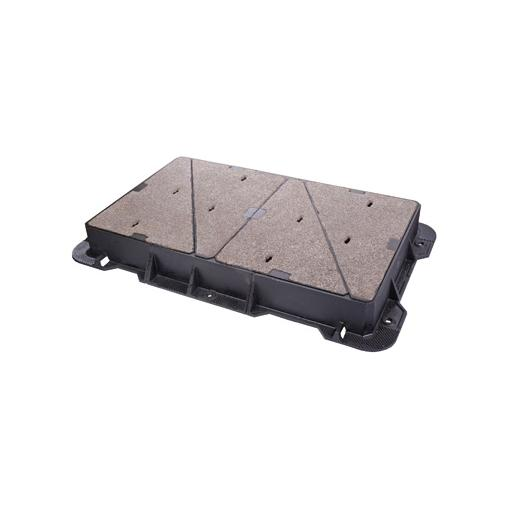 griptop double opening access cover