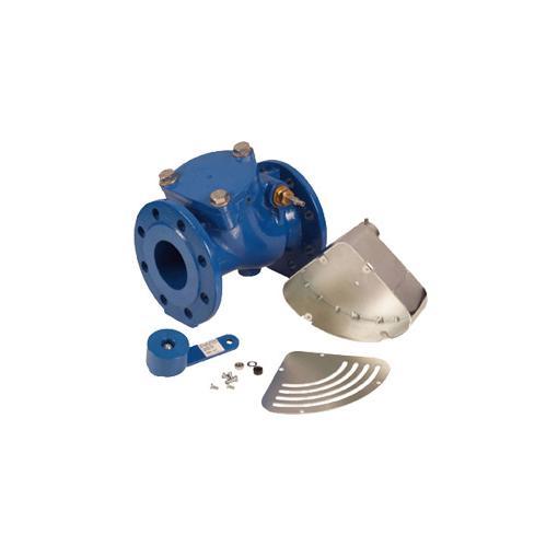 Eurocheck non-return valve