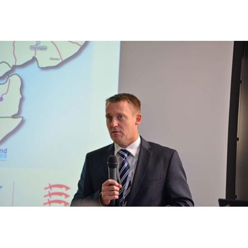 Andy Denham- Operations Director, Ringway Jacobs leading Essex Highways