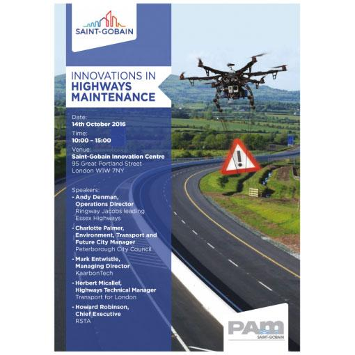 Innovation highway event flyer