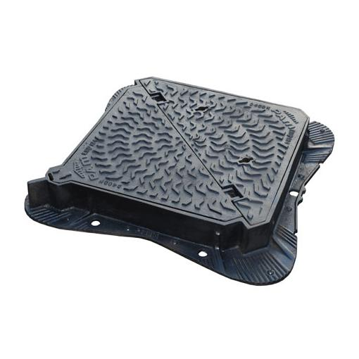 Ult-Emax Ductile Iron D400 Access Cover