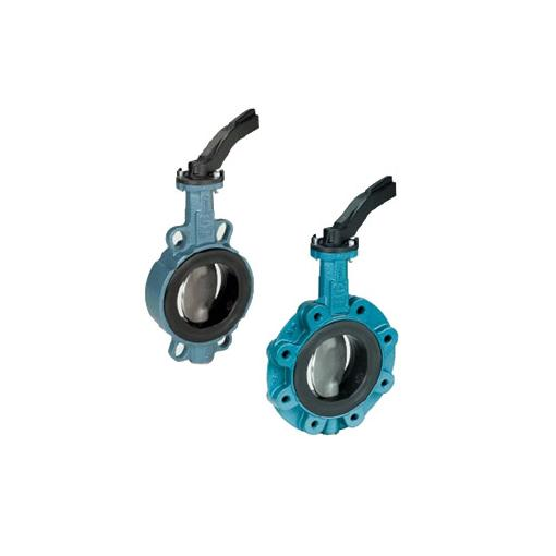 Wafer/Lug Butterfly Valves