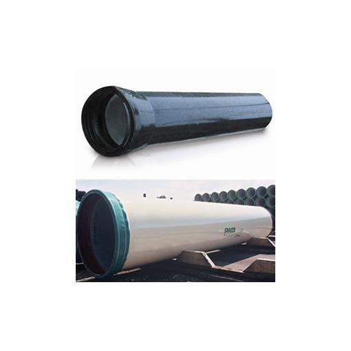 Special Coatings for ductile iron pipelines |Saint-Gobain ...