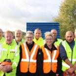 Saint-Gobain PAM UK Team - XPO Transition