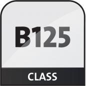 Class B125