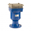 Air valve single large orifice