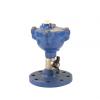 Air valve single small orifice