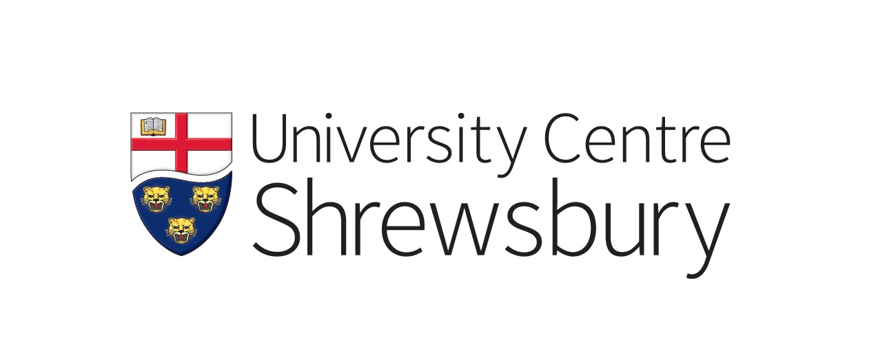 university centre shrewsbury logo