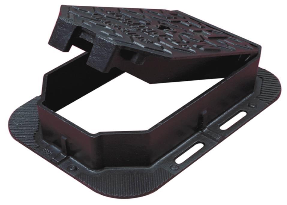 Ductile Iron Surface Box Grade A Rated Saint Gobain Pam Uk